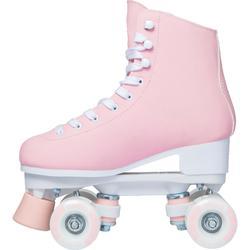 Rolschaatsen kunstrijden 100 roze