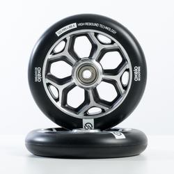 Scooter-Rolle 120mm schwarz