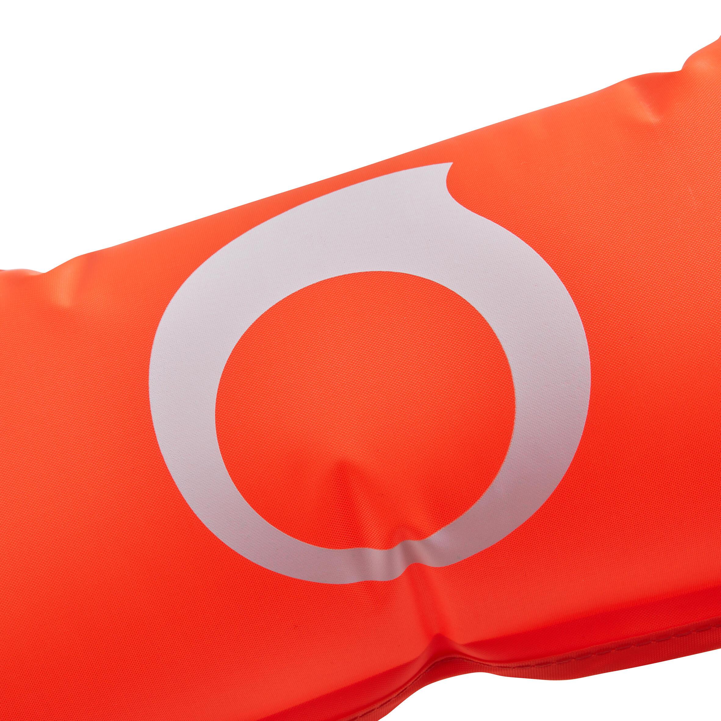 Bouée de plongée libre SNK 120 orange fluo