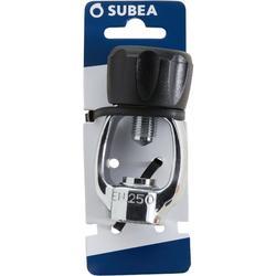 Adaptateur pour détendeur de plongée sous-marine DIN/Etrier INT SCD