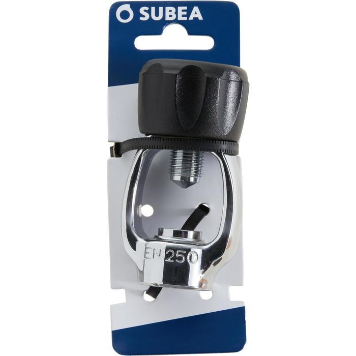 DIN/INT-adapter voor ademautomaat diepzeeduiken SCD