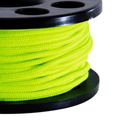 Carrete Buceo Subea Compact Spool SCD 20 M Negro/Amarillo Fluorescente