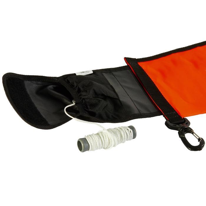 Parachute de signalisation de palier de plongée - 1261982
