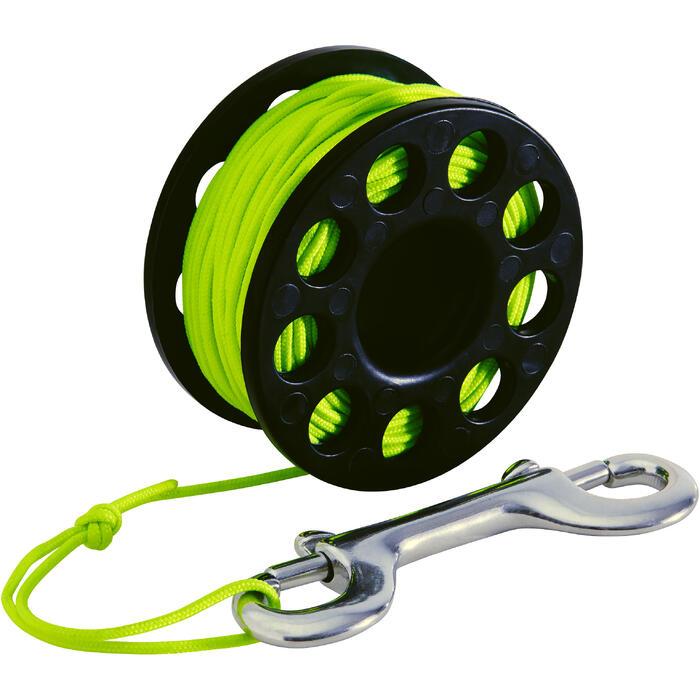 SCD 20m Compact Spool SCUBA diving spool reel - 1261987