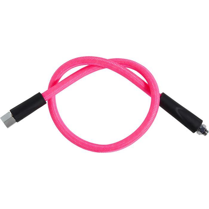 Atemreglerschlauch Hyperflex geflochten SCD 76cm pink