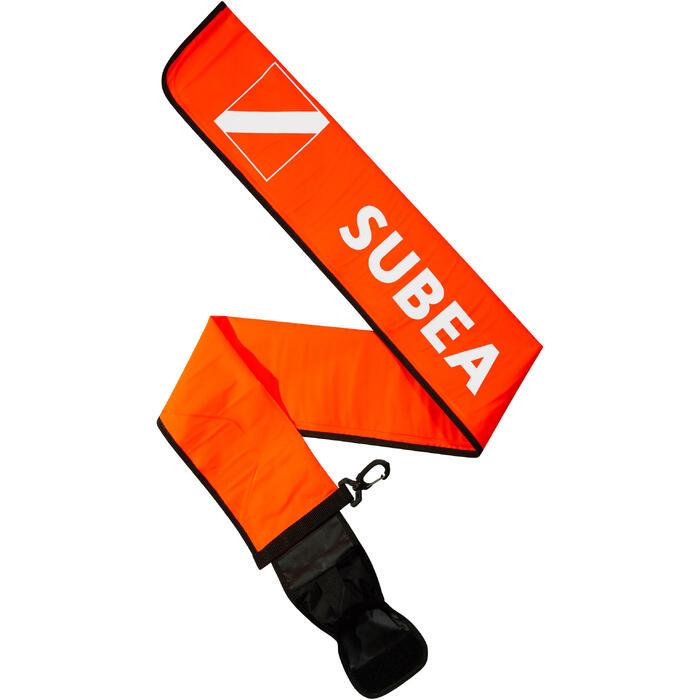 Parachute de signalisation de palier de plongée - 1262018