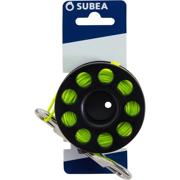 Schnurrolle Aufwickler Compact Spool Gerätetaucher SCD 20m