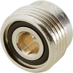 Adaptateur Insert Opercule Etrier (INT) / DIN pour une bouteille de plongée