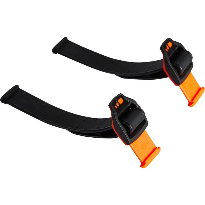 Set straps voor zwempaddles Quick'in Pro