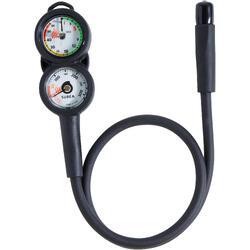 壓力和深度潛水儀錶SCD