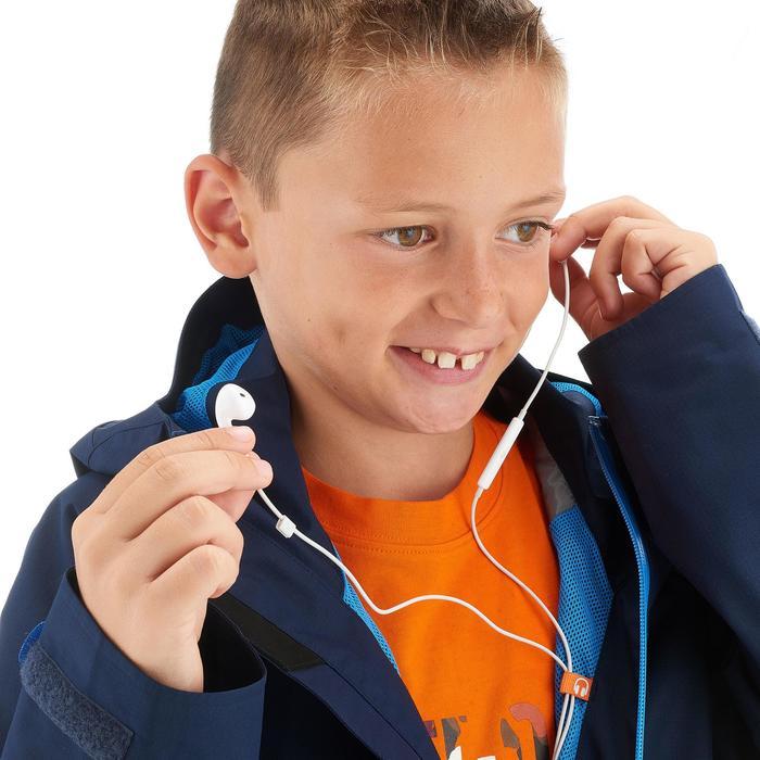 Veste de randonnée enfant Hike 900 bleue - 1262189