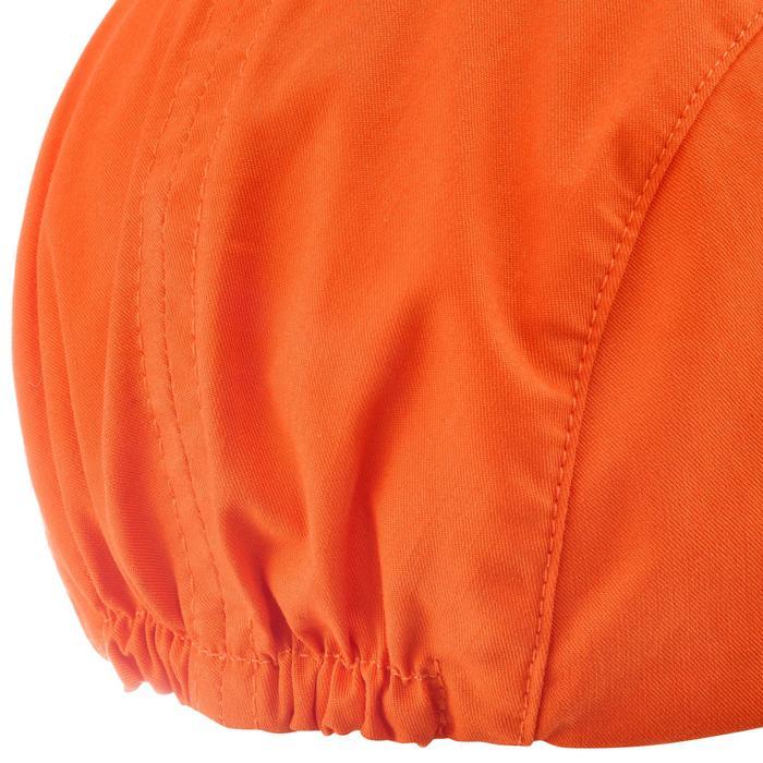男童健行帽 Hike 500-橙色