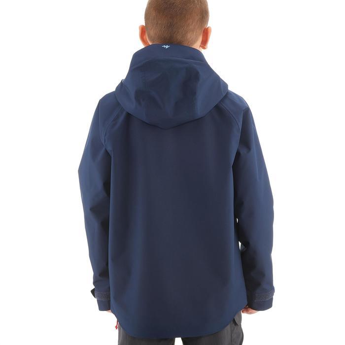 Veste de randonnée enfant Hike 900 bleue - 1262221