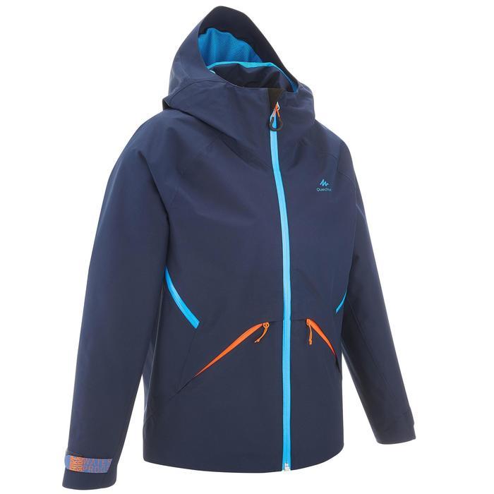 Veste de randonnée enfant Hike 900 bleue - 1262223