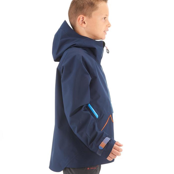 Veste de randonnée enfant Hike 900 bleue - 1262232