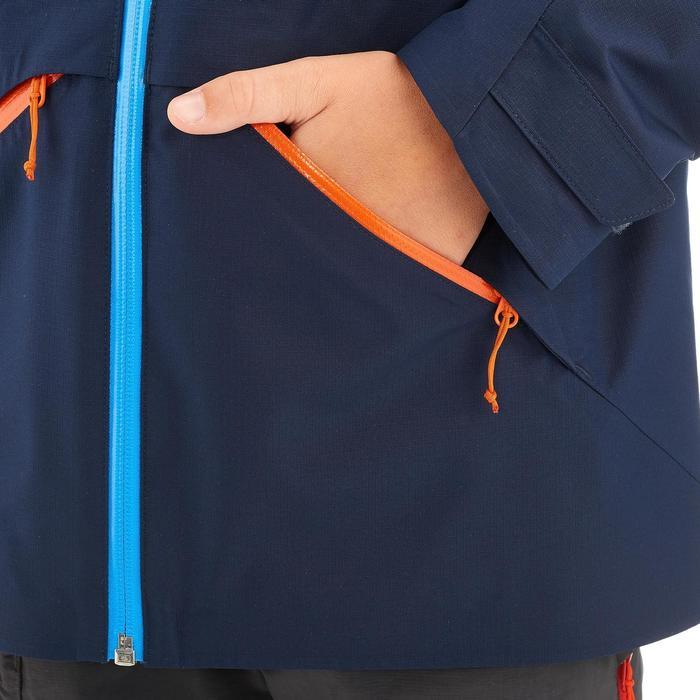 Veste de randonnée enfant Hike 900 bleue - 1262235