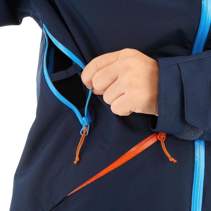 Veste de randonnée enfant Hike 900 bleue - 1262256