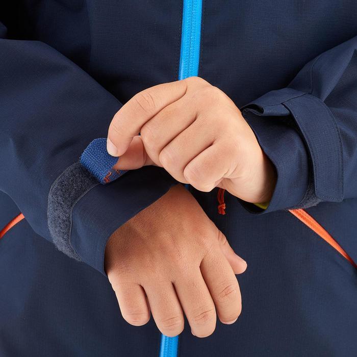 Veste de randonnée enfant Hike 900 bleue - 1262258