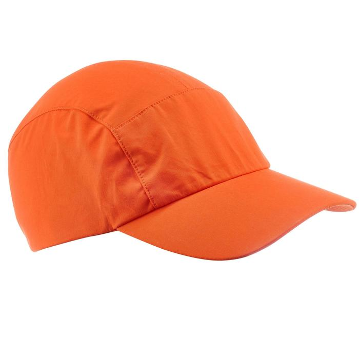 Hike 500 Boys' Hiking Cap – Orange