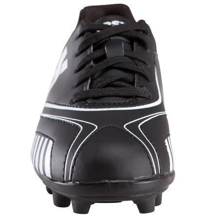 Agility 300 FG Kids Firm Ground Football Boots - Yellow/Black