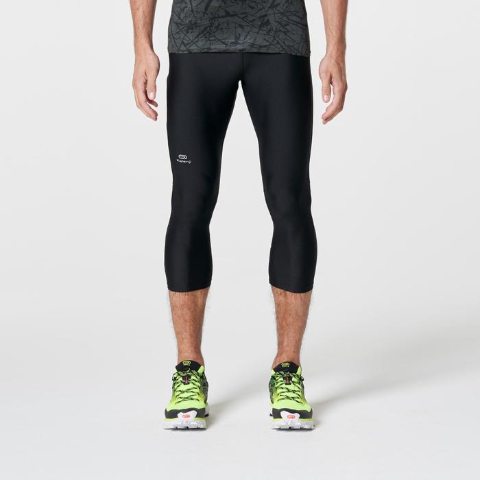 Corsaire trail running noir jaune homme - 1262657