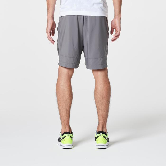 Loopshort voor heren Run Dry+ kaki