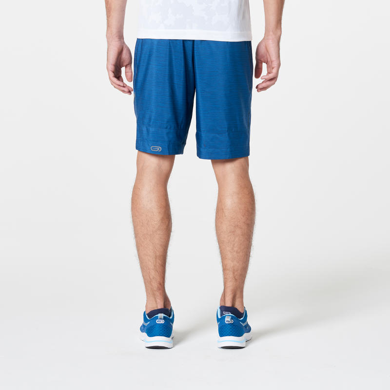 RUN DRY+ MEN'S RUNNING SHORTS BLUE