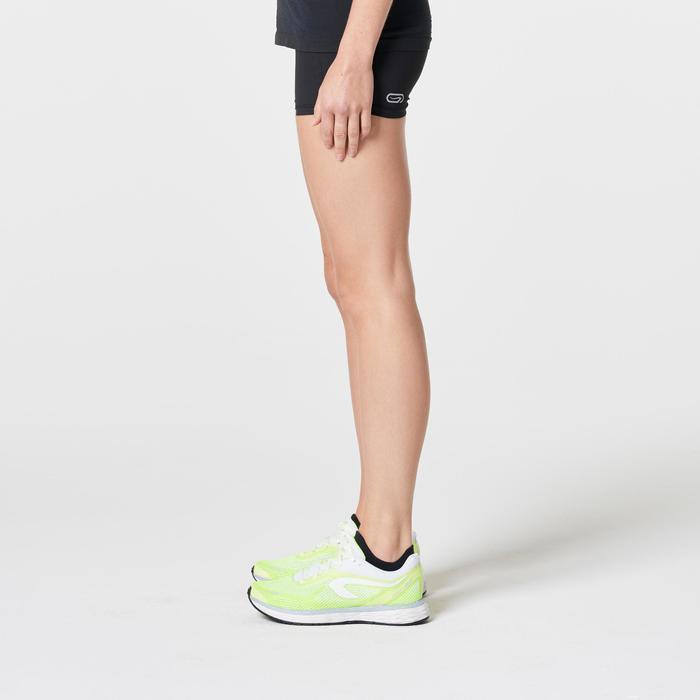 SHORTY RUNNING FEMME KIPRUN KALENJI NOIR - 1262752
