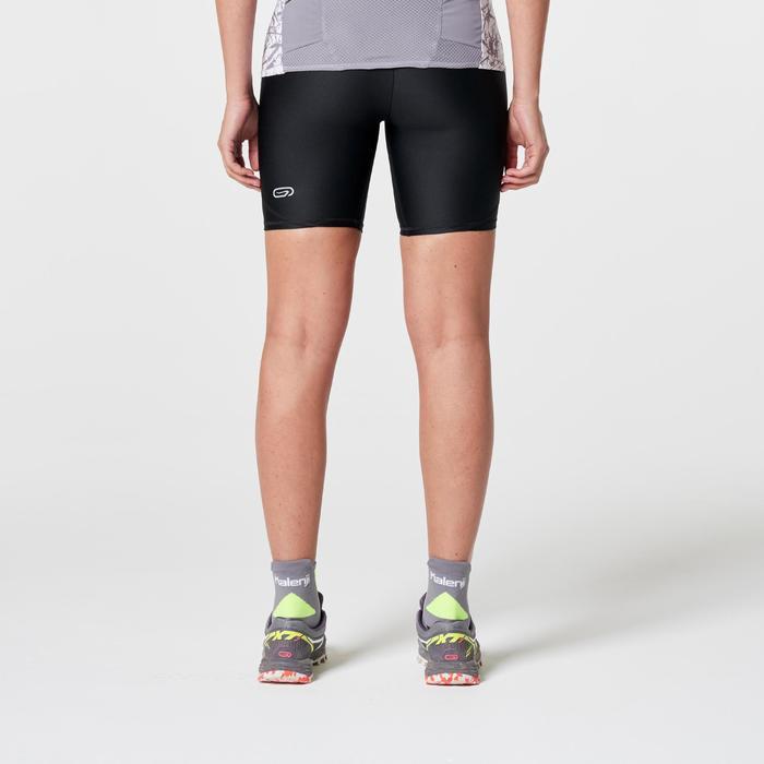 Cuissard trail running noir femme - 1262760