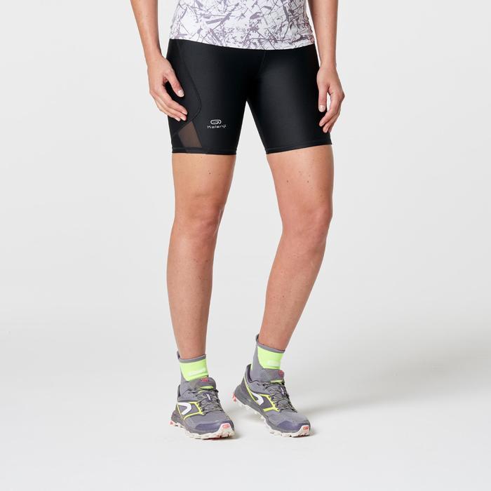 Cuissard trail running noir femme - 1262762