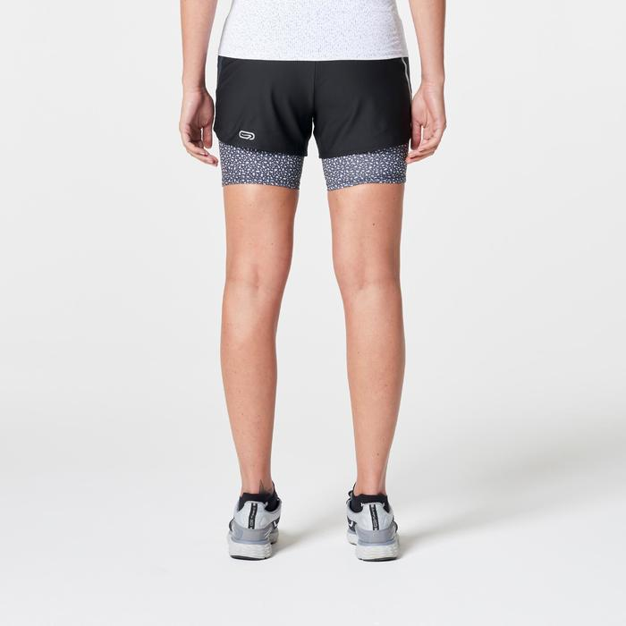 SHORT JOGGING FEMME RUN DRY+ 2 IN 1 - 1262766