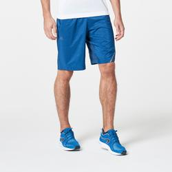 SHORT RUNNING HOMME RUN DRY + BLEU
