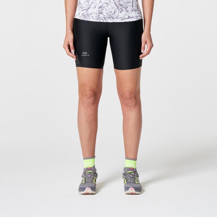 Cuissard trail running noir femme - 1262774