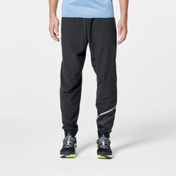 RUN DRY MEN'S RUNNING PANTS - BLACK