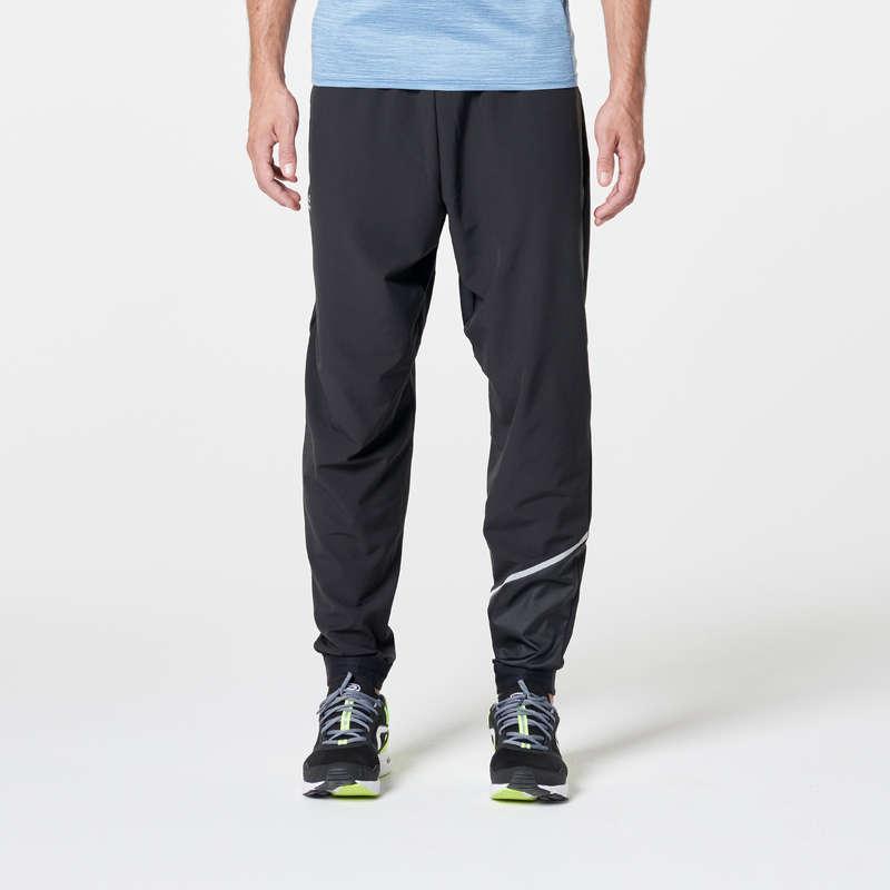 ERKEK HOBİ AMAÇLI KOŞU SICAK HAVA GİYİM Koşu - RUN DRY EŞOFMAN ALTI  KALENJI - Erkek Koşu Kıyafetleri
