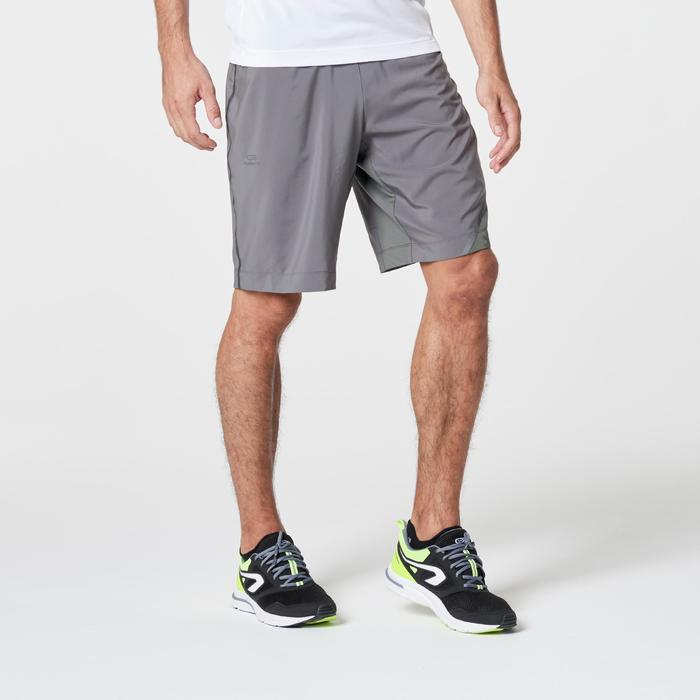 SHORT RUNNING HOMME RUN DRY + KAKI