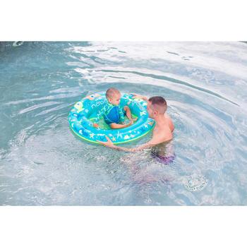 Drijfplatform watergewenning peuters Tinoa blauw