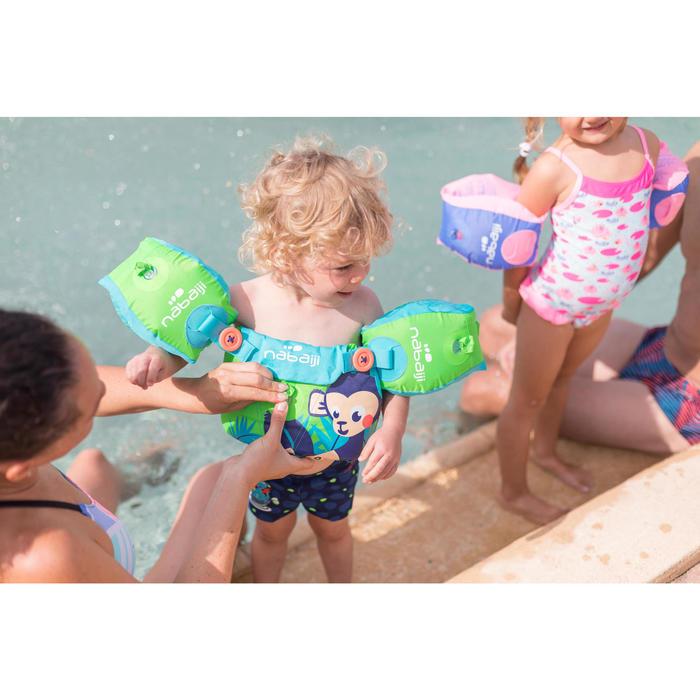 Badeanzug Madina+ Baby Mädchen Print rosa