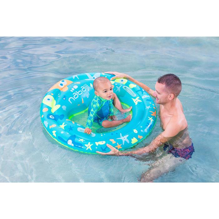 "Plateforme d'éveil aquatique bébé ""TINOA"" bleue - 1262894"