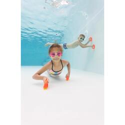Wasserspiel Ticrawl mit Sauggriffen