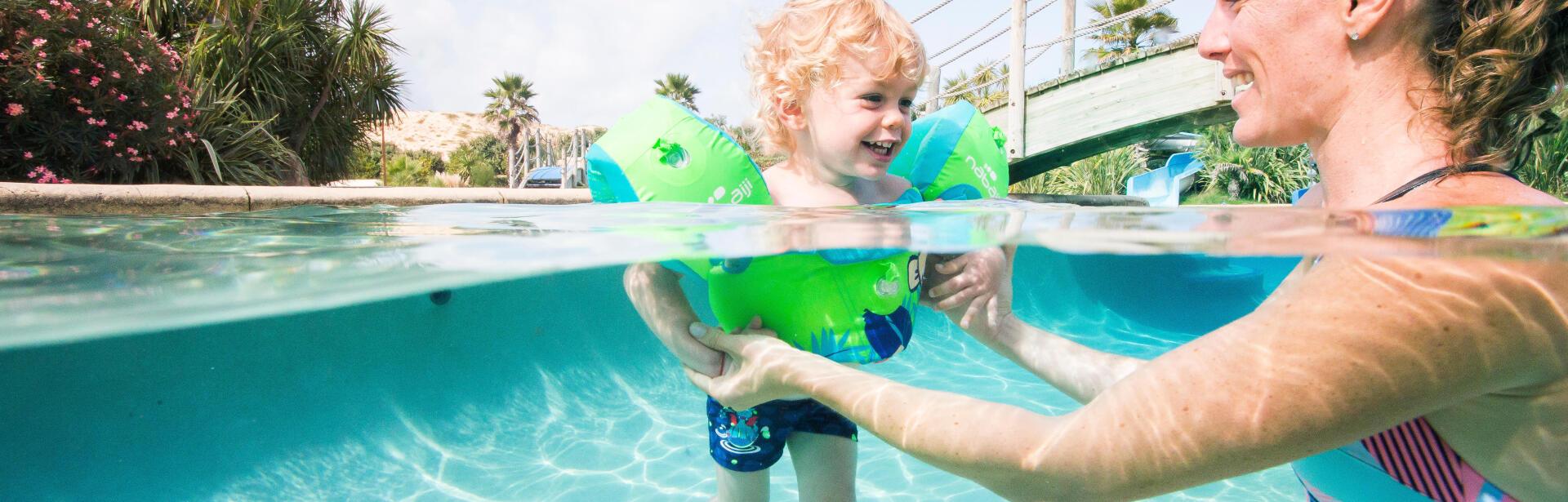 natation : éveil aquatique