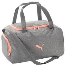 Fitnesstas Puma XS grijs en koraal