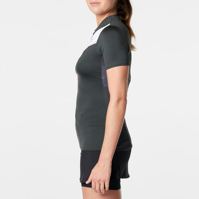 Tee shirt manches courtes perf trail running femme - 1262949