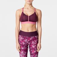 """Bėgimo liemenėlė """"Sportance Comfort"""" ‒ tamsiai violetinė"""