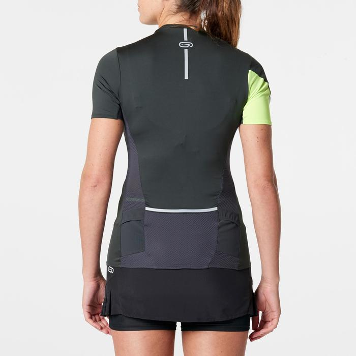 Tee shirt manches courtes perf trail running femme - 1262989