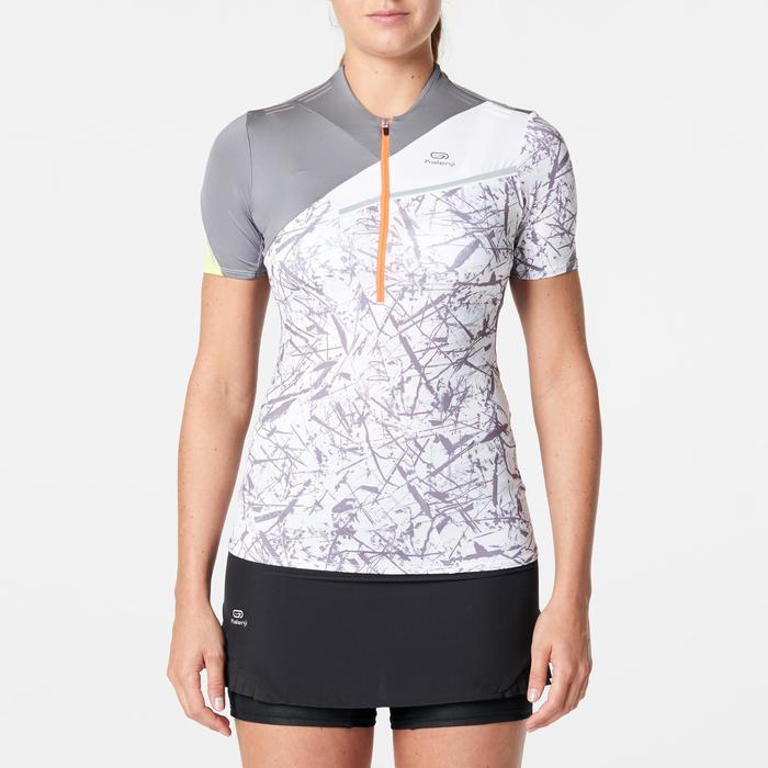 Tee shirt manches courtes perf trail running femme - 1262997