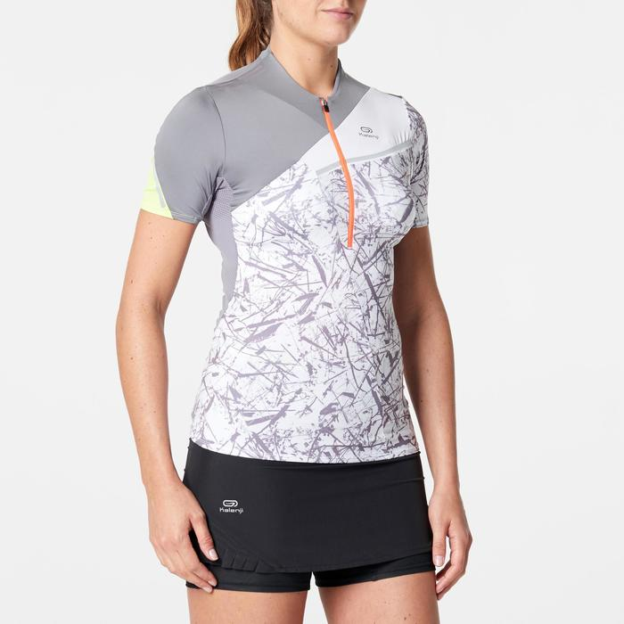 Tee shirt manches courtes perf trail running femme - 1263018