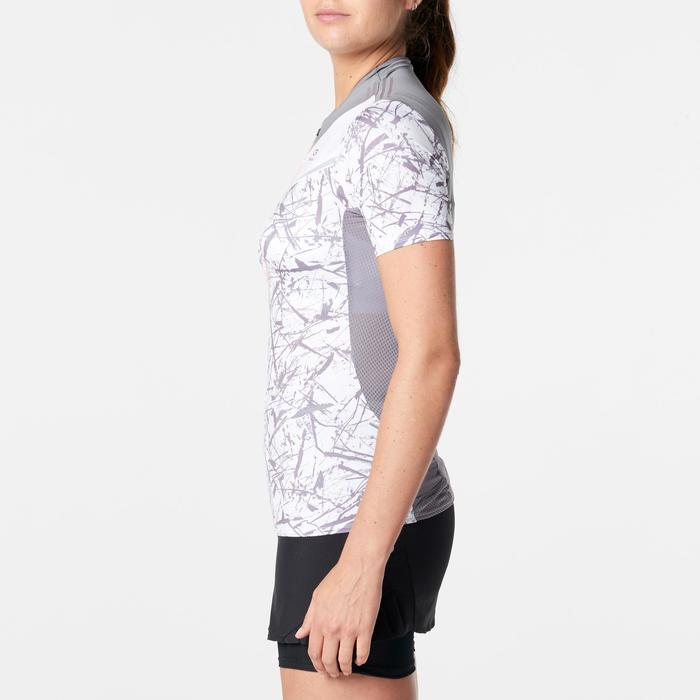Tee shirt manches courtes perf trail running femme - 1263025