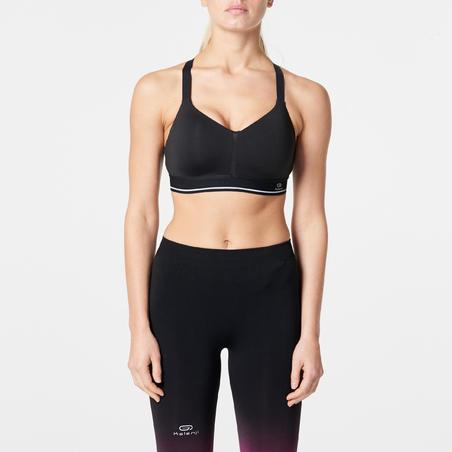 """Sportance Comfort"" bėgiojimo liemenėlė, juoda"