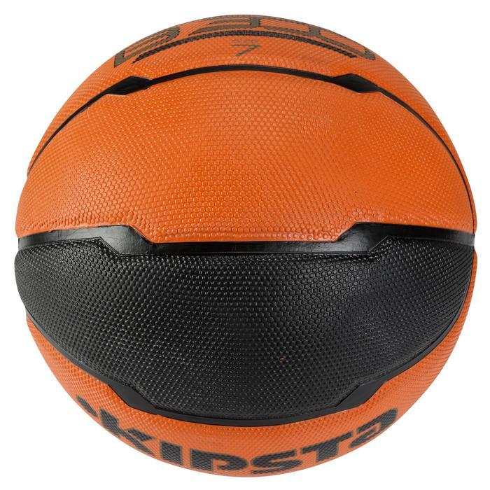 Ballon de basket homme B300 taille 7 orange. Pour débuter. A partir de 12 ans. - 126305